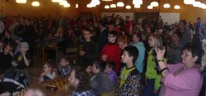 Zahájení MČR starších žáků na Seči